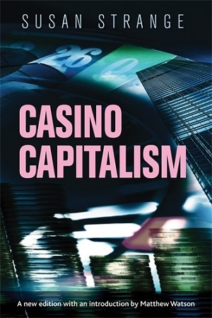 Casino Capitalism - Anthropology Major