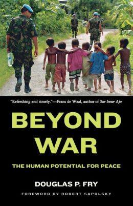 Douglas Fry - Beyond War - Gun Control