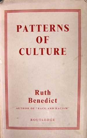 Patterns of Culture - Ruth Benedict